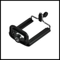 benutze telefon gps großhandel-Universal-U-Clip wird für Selbstauslöser Rod Drei Stativ Handy GPS-Stativ für iPhone verwendet