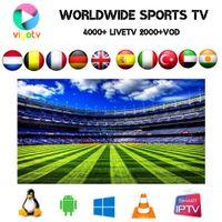Wholesale arabic tv box for sale - VIGO IPTV France IPTV Turkey ARABIC TV Netherlands LIVETV Channels VOD EPG working on Smart tv android tv box MAG250