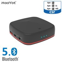 Wholesale speaker optical for sale - HAAYOT CSR8675 Bluetooth Transmitter Receiver Audio Wireless Adapter Aptx HD Low Latency Optical RCA mm for TV Headphones Speakers