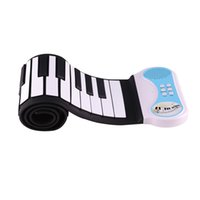 86147e86146 Wholesale keyboards pianos online - MMFC Professional Keys Silicon Flexible  Hand Roll Up Piano Portable Electronic