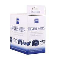 Wholesale Dslr Cleaning Kit - ZEISS lens cleaning kit camera sensor cleaner cloth dslr accessories 120 counts( 2packs)