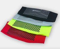 Wholesale 4pcs new style high quality men sport headband colors Breathable running cycling yoga dance fitness Antiperspirant headband