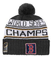 Wholesale baseball braids for sale - factory price Boston WS Champions World Series cap Champs Knit Adjustable hat Caps Baseball High Quality Sports Cap