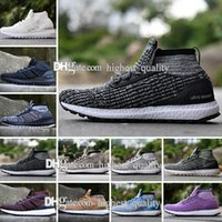 Wholesale Cheapest For Shoes - Cheapest! New Ultra Boost Top Ultra Boost ATR MID Running Shoes For Men Ultra Men's And Women's Sneakers Mens Sports UB 3.0 Boots Man Shoes