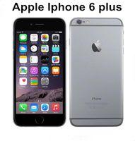 iphone 16g großhandel-Ursprüngliches Apple Iphone 6 / iphone 6 plus intelligentes Telefon 4,7 Zoll 1G RAM 16G / 64G / 128G ROM Doppelkern ohne Touch-ID Refurbished Phone