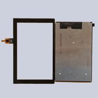 piezas de repuesto de lenovo al por mayor-Para Lenovo Yoga Tab 3 YT3-X50M YT3-X50F YT3-X50L Reemplazo de pantalla LCD + Pantalla táctil digitalizador de vidrio Parte