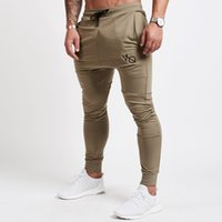Wholesale Fitness Motion - Vanquish Muscular men's fitness and sport casual fashion trousers Fashion, leisure and fashion youth zipper Hoodies Keep warm Slim motion