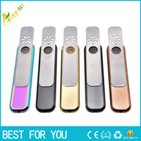 Wholesale new genius - New Arrival Genius Pipe Smoking Pipes Metal Dry Herb Tobacco Pipes And Smoking Accessories For Man