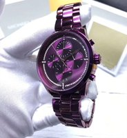Wholesale kinetic watch blue for sale - Luxury women watches M052202 designer quartz watch master montre dual time MbrandK wristwatch Sapphire mirror new style color