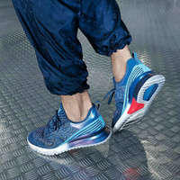 Wholesale fishing n - New Arrivals V. N. R luxury designer Knitting vamp Blue White Redefining casual Running Shoes Top Fashion Discount Sneakers
