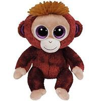 büyük doldurulmuş hayvan maymunları toptan satış-Pyoopeo Ty Bere Boos 6