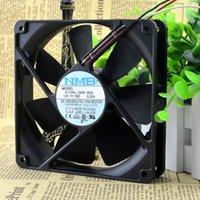 подвеска с вентилятором 12v оптовых-Для нового вентилятора охлаждения вентилятор 12025 12v 0,44A. Модель с двумя подшипниками; 4710NL-04W-B39