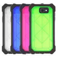 Wholesale heavy impact phone cases online - For Samsung Note Defender Case High Impact Heavy Duty Hard Rugged Rubber Shockproof Phone Case for Samsung Galaxy Note