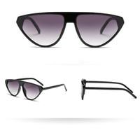Wholesale sunglasses mujer for sale - Group buy sunglasses women polarized Women Man Fashion Vintage Irregular Shape Sunglasses Eyewear Retro Unisex lentes de sol mujer A8