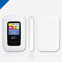 Wholesale 4g modem online - 4G Wifi Router Mbps Mini Mobile Hotspot Portable Modem