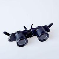ingrosso nascondere la fotocamera per la casa-Telescopio da pesca nero di alta qualità di vendita calda 3x28 vetri dell'obiettivo di stile all'aperto Ottica di pesca binocolo Telescopio