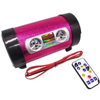 motorcycle mp3 usb player 2018 - MP3 Music Audio Player Bluetooth Speakers for Motorcycle Scooter Stereo with FM Radio Wireless Remote Speaker Support USB