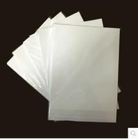 ingrosso tazze di sublimazione di calore-Formato A4, 100 fogli di sublimazione a trasferimento termico carta inkjet carta colorata per tazze, cassa del telefono mobile, t-shirt, cuscino, tazza, tappetino per il mouse, portachiavi
