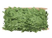 ingrosso artificial plants ivy-131Ft Vite Artificiale Foglie Ribbon Finte Piante Sospese Corona Ghirlande di edera di seta per la decorazione domestica di matrimoni