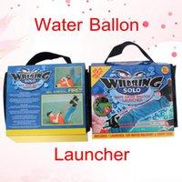 ingrosso i giocattoli caldi di festa-Lancia acqua palloncino Lancia pallanuoto lotta spruzzi giocattoli per bambini vacanze estive vendita calda sport all'aria aperta LJJN39