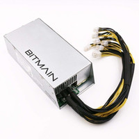 Wholesale Bitmain Antminer Bitcoin Miner Power Supply APW3 PSU for S9 or L3 or D3 w Connectors