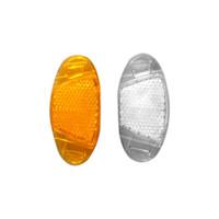 mtb jantlar toptan satış-Bisiklet Konuştu Reflektör Uyarı Işığı Güvenli Jant Yansıtıcı MTB Lamba Koruma Bisiklet Aksesuarları Kamp Ekipmanları Konuştu 0 7ct bb