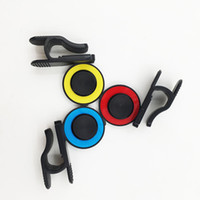 Wholesale joystick for mobile phones for sale - 2018 Newest Clip Style A12 Mobile Phone Fling Joystick for mobile Video Games for iPhone iPad android touch screen Controllers