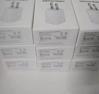würfel handy großhandel-A ++++ Qualität A1385 Apple cube ladegerät 5 V 1A Us-stecker USB Ladegerät Reise Handy Lade für Samsung 5 6 7 Plus