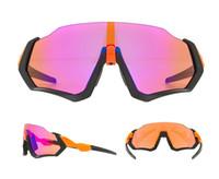 Wholesale bike sports jacket - New Cycling Glasses 3 lens UV400 Bicycle Cycling Sunglasses Men Women Sport Road Bike Cycling Eyewear Gafas ciclismo flight jacket glasses