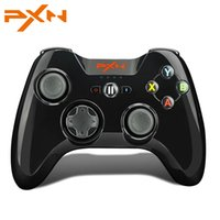 Wholesale apple mfi certified - PXN PXN-6603 MFi Certified Speedy Gamepad Wireless Bluetooth Game Controller Joystick for iPhone for Apple TV IOS Gamepad