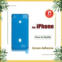 lcd yapışkan tutkalı toptan satış-Su geçirmez Sticker Yapıştırıcı Tutkal Bant Apple iPhone 6 S 6 s Artı 7 7 Artı 8 Artı X LCD Ekran Ön Çerçeve