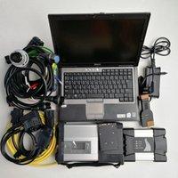 computadores portáteis preços venda por atacado-Melhor Preço 2em1 Laptop usado ferramenta Computer D630 Car Diagnóstico + Mb Estrela C5 SD Ligue C5 SD Compact 5 + Para BMW ICOM próxima + 1TB SSD