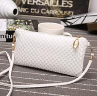 Wholesale Handbags Korea Wholesale - Fashion new style shell envelope package korea version female bag single shoulder oblique handbag free shipping