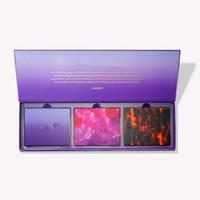 36 palette achat en gros de-3pcs ensembles de maquillage mis en fleur grillé et palette mate d'argile fard à paupières 36 couleurs haute performance naturals livraison gratuite