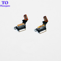 Wholesale xperia dock - For Sony Xperia E2303 E2306 M4 Aqua USB Charging Charger Dock Port Connector Flex Cable Free shipping