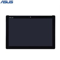 ingrosso asus pannello touch screen-ASUS Full LCD Display Touch Screen Panel Digitizer Assembly di ricambio per ASUS ZenPad 10S Z301 Z301MF Z301 MF schermo LCD