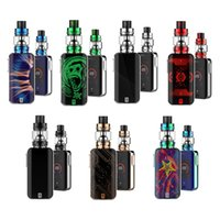 Wholesale ecigarette online - Vaporesso Luxe W Kit ecigarette Battery Mod ml SKRR Tank Vape Kits with QF Strips Meshed CCELL Coils Compatible with All GT Cores
