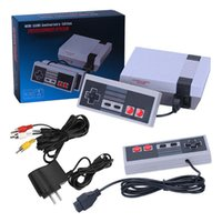 Wholesale Mini Classic TV Game Console Games Home Entertainment System For NES Retro Video Game Console