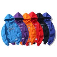 heiße hoodies für frauen großhandel-Heißer verkauf! Mens designer Hoodies wintermantel hip-hop Sweatshirts Jogging Männer Pullover Sport Frauen Flaggen Alphabet stickerei Hoodies