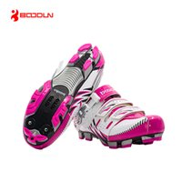 Wholesale bicycling shoes for sale - Group buy Boodun Brand Designer Women Shoes Cycling MTB Bike Bicycle Self Locking Shoes Breathable Breathable Outdoor Sports Athletic Shoes