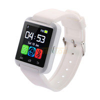 Wholesale use u8 watch online – Bluetooth U8 Smart Watch Wrist Watches Touch Screen For Android ISO Phone Sleeping Monitor retail package
