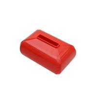 ванные комнаты с магнитом оптовых-Коробка ткани конфеты 1 ПК с коробкой ткани, дизайном магнита, для кухни ванной комнаты офиса-4 цвета