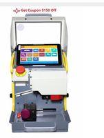 Wholesale gm smart car resale online - Best New Inch automatic key cutting machine SEC E9 portable smart duplicate car key cutting machine SEC E9 Multi Language