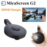 Wholesale Mirascreen G2 Digital HDMI Media Video Streamer Miracast Chromecast G2 Wifi TV STICK Dongle Anycast HDTV for PC Android TV