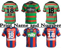 Wholesale patriots shirts - NEWCASTLE KNIGHTS 2018HOME JERSEY Newcastle Knights 2018 Marvel Iron Patriot Jersey rugby jerseys shirts size S-3XL (Can print)NEWCASTLE