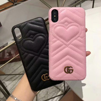 skins iphone achat en gros de-Housse Premium Premium pour iPhone XRX XS Max 8 7 7 Plus 7s Plus Coque de protection Designer pour Vogue Trend pour Galaxy S9 S8 Note 9 8