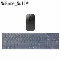 Wholesale Mouse Sticker - Sticker 2.4G Wireless Keyboard and Mouse Combo 102 Key Low-Noise Keyboard Mouse for Mac Pc WindowsXP JK-906