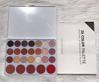Wholesale neutral shimmer eyeshadow palette for sale - Group buy New HOT makeup Palette Neutral Eyeshadow Blush Colors Palette Beauty Cosmetics Makeup Palette DHL shipping