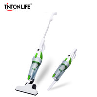 Wholesale TINTON LIFE Ultra Quiet Mini Home Rod Vacuum Cleaner Portable Dust Collector Home Aspirator Handheld Vacuum Cleaner