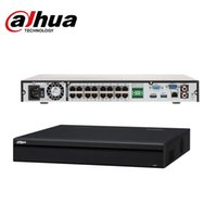 Wholesale Dahua Network Video Recorder - Dahua NVR Dahua NVR NVR5232-16P-4KS2E 16 Channel 1U 16 PoE 4K&H.265 Pro Network Video Recorder 2018 Hot Sale